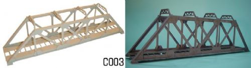 Dapol C003 - OO Girder Bridge Kit